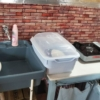 簡易キッチン設置